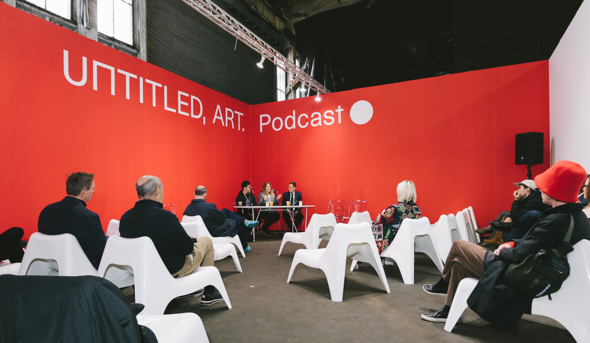 Programming at Untitled Art fair