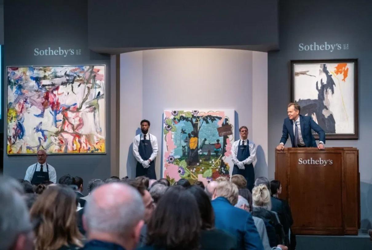 Sothebys-KerryJames-2020 Art Predictions
