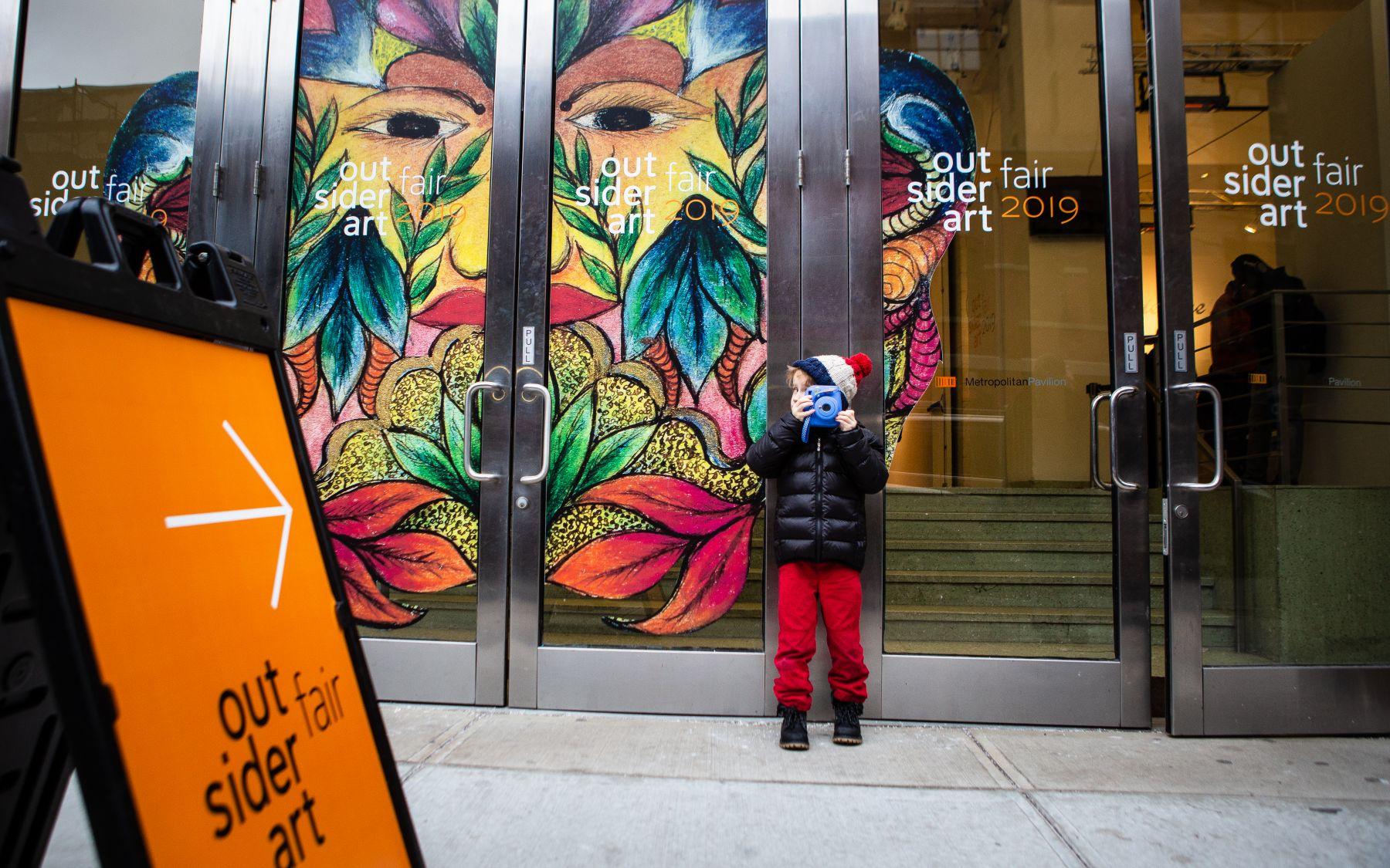 Art Fair Guide - outsider fair new york city