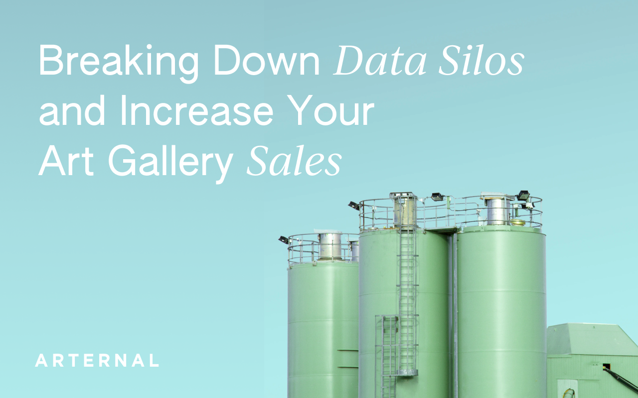 Break Down Data Silos and Increase Your Art Sales