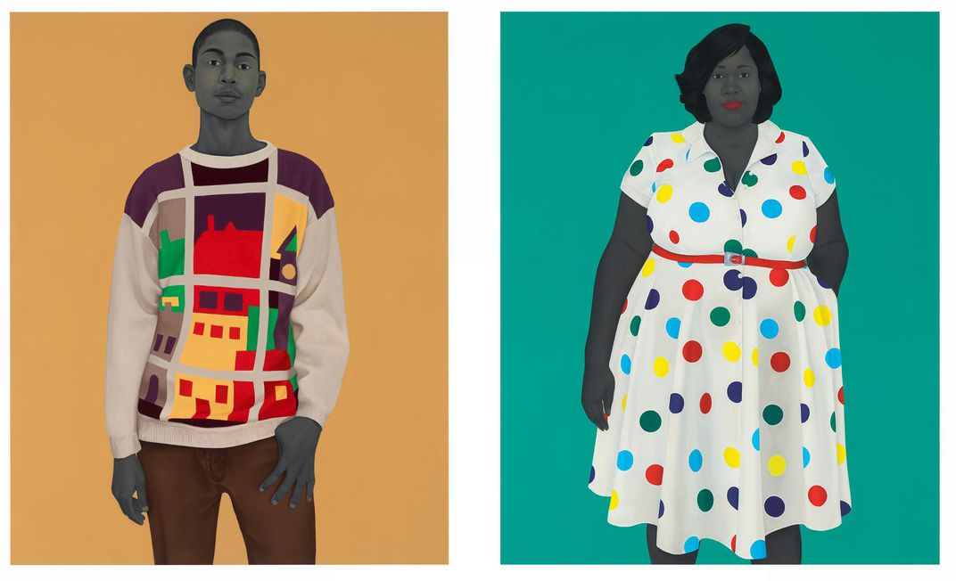 AmySherald-Diptych-Ingenuity-Black-Artists